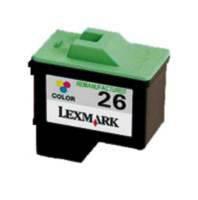 Cartuccia Lexmark n.26 - COLORE 15 ml