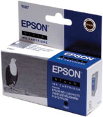 Cartuccia Epson T007 originali