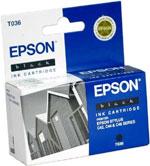 Cartuccia originale Epson T036 per Stylus C42 C44 C46 - NERO