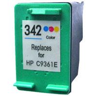 Cartuccia rigenerata HP 342 COLORE - 12 ml