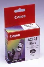 Cartuccia Canon BCI-24BK originale