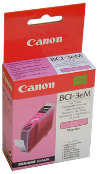 Cartuccia  Canon BCI-3eM originale