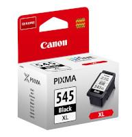 Cartuccia Canon nera PG-545XL originale a resa elevata