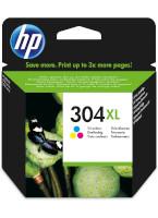 Cartuccia inchiostro HP 304XL originale colore (N9K07AE)
