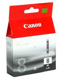Cartuccia CANON CLI-8BK originale