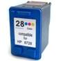 Cartuccia rigenerata HP n.28 COLORE - 18 ml