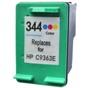 Cartuccia rigenerata HP 344 - COLORE 21 ml