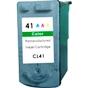 Cartuccia rigenerata Canon CL41 COLORE - 18 ml