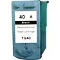 Cartuccia rigenerata Canon PG 40 NERO - 18 ml