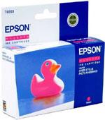 Cartuccia Epson T0553 originali