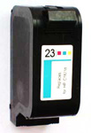 Cartuccia rigenerata HP 23 COLORE - 42 ml