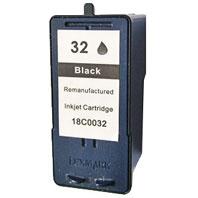 Cartuccia Lexmark n.32 NERO - 23 ml