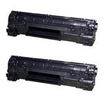 Dual Pack cartuccia toner HP M1120 P1505 M1522 - CB436A