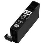 Cartuccia compatibile Canon CLI-526BK con chip - NERO
